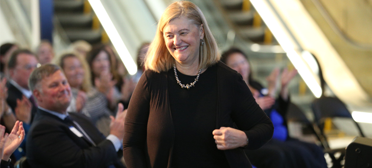 Meet Julia: She's a Corporate Leader