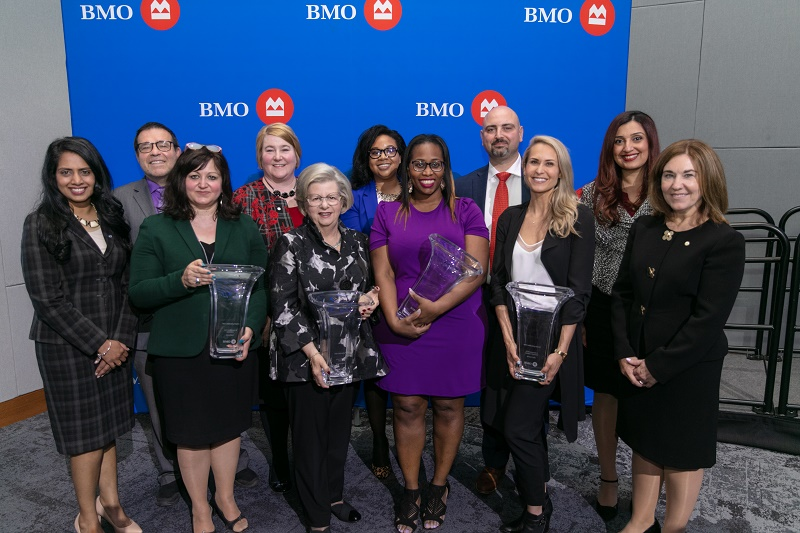 BMO Recognizes Outstanding Women in Toronto through National Program