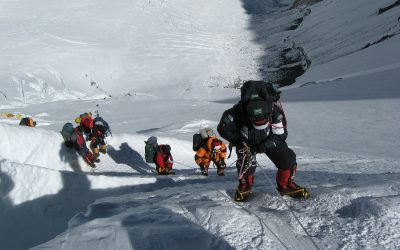 Gravitating towards what scares us: Courtney Reardon and her expedition on Everest