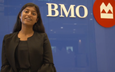 Meet Ravicha: Plan Girl Ambassador and BMO CEO for a day