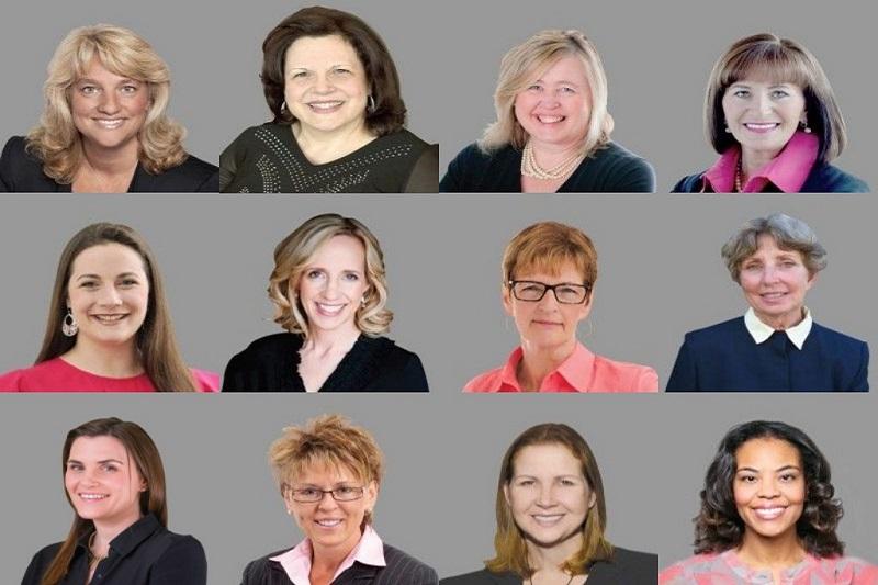 2015 BMO Celebrating Women Honourees