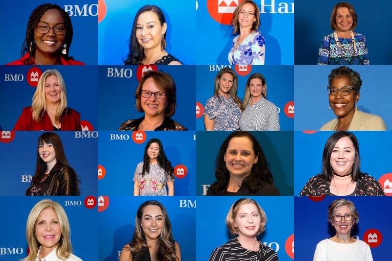 2018 BMO Celebrating Women Honourees